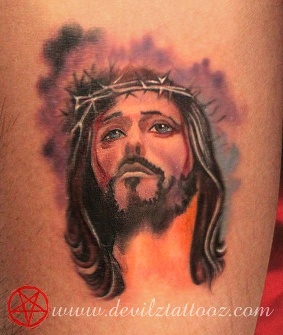 Jesus Christ Tattoo Designs Ideas For Men And Women