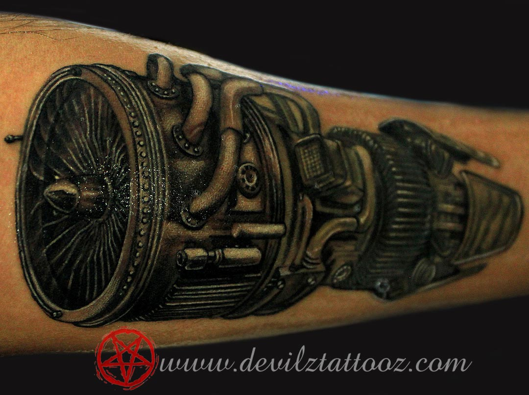 V8 Engine Tattoo Designs, V8, Free Engine Image For User ...