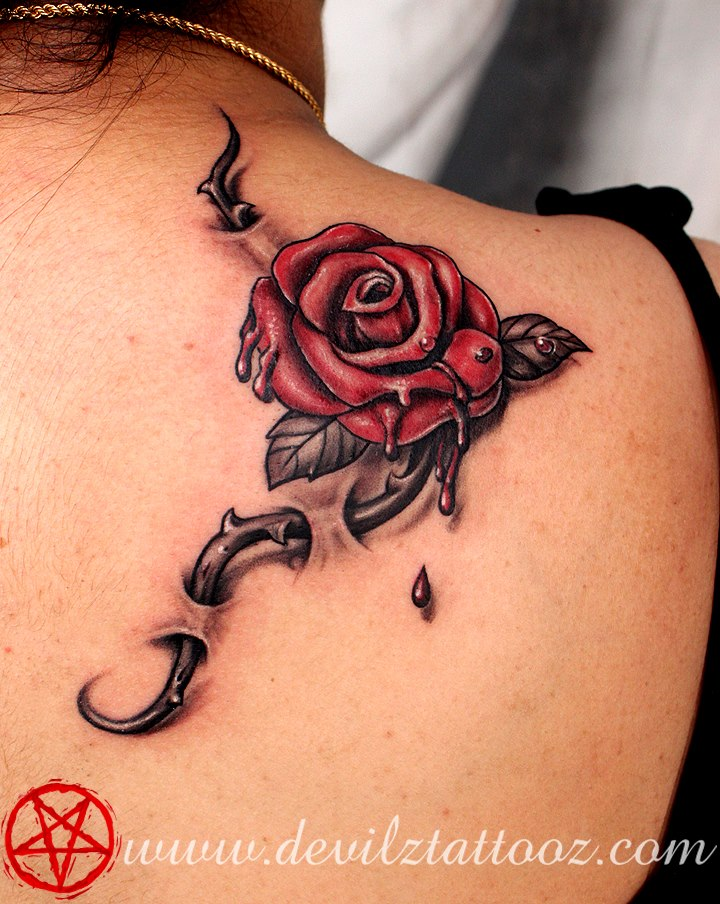 Rose Tattoo Designs Ideas For Men And Women