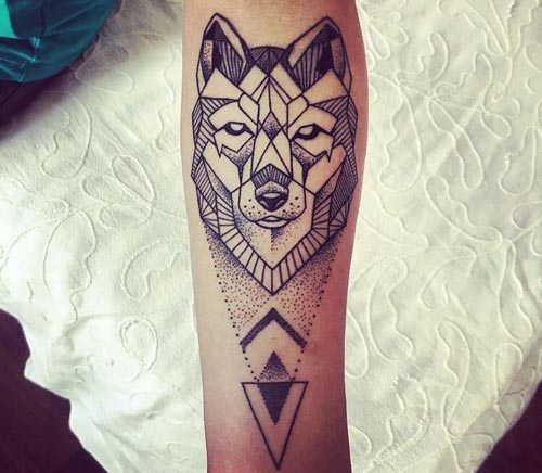 Wolf Tattoo Designs & Ideas for Men and Women