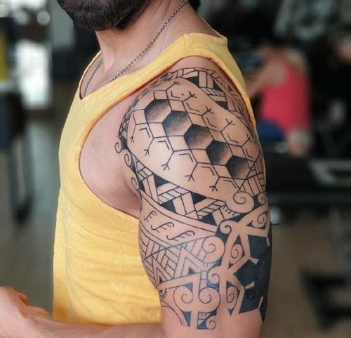 Shoulder Tattoo Designs Ideas For Men And Women